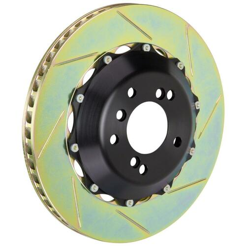 Brembo 2-Piece Discs Front , Slotted - suits Cadillac 09-15 CTS-V, 12-15 Camaro ZL1