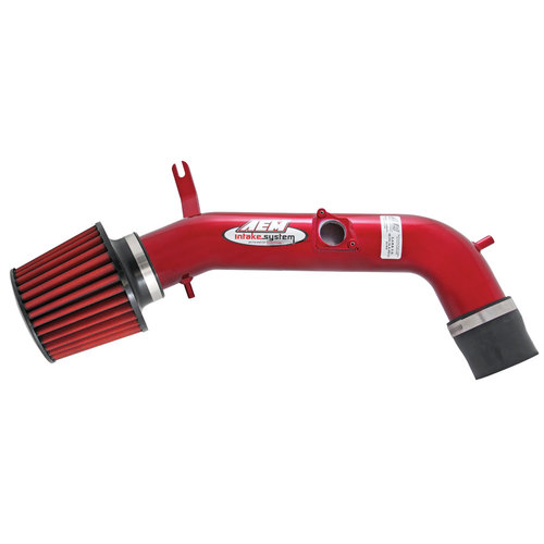 AEM 00-04 IS300 Red Short Ram Intake (22-464R)