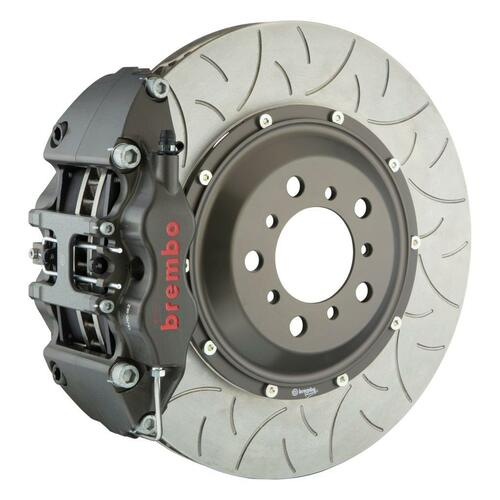 Brembo Race Brake System Front 4 Piston, Slotted Type-3 - suits  08-13 M3 (E90, E92, E93)