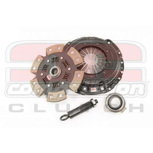 Competition Clutch 6 Button Clutch Kit Evo 4-9 (Evo 4-6 needs flywheel)